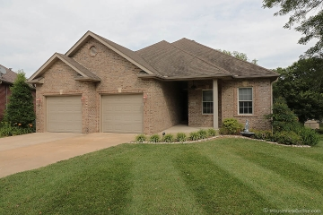 Home for sale in Cape Girardeau MO 3 bedrooms, 3 full baths