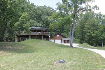 Home for sale in Lesterville MO 2 bedrooms, 1 full baths