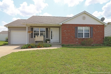 Home for sale in Farmington MO 3 bedrooms, 2 full baths