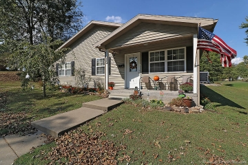 Home for sale in Scott City MO 4 bedrooms, 2 full baths