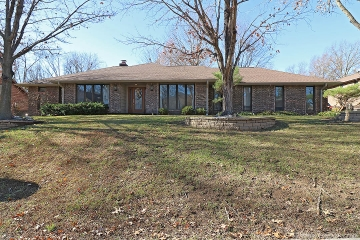 Home for sale in Cape Girardeau MO 4 bedrooms, 2 full baths