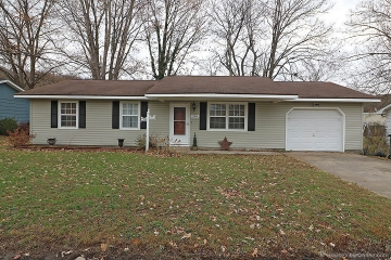 Home for sale in Oran MO 3 bedrooms, 1 full baths
