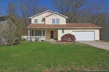 Home for sale in Cape Girardeau MO 3 bedrooms, 2 full baths and 2 half baths