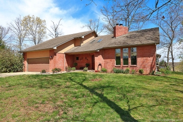 Home for sale in Marble Hill MO 4 bedrooms, 3 full baths and 1 half baths