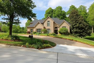 Home for sale in Cape Girardeau MO 5 bedrooms, 4 full baths and 5 half baths