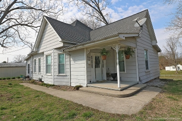 Home for sale in Scott City MO 2 bedrooms, 1 full baths