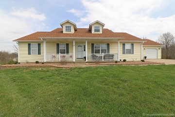 Home for sale in Scott City MO 4 bedrooms, 3 full baths and 1 half baths