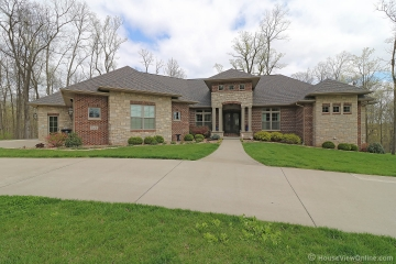 Home for sale in Cape Girardeau MO 6 bedrooms, 4 full baths and 2 half baths
