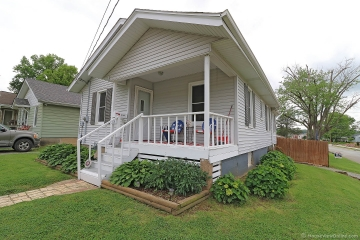 Home for sale in Cape Girardeau MO 2 bedrooms, 2 full baths