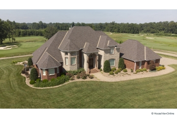 Home for sale in Cape Girardeau MO 5 bedrooms, 6 full baths and 2 half baths