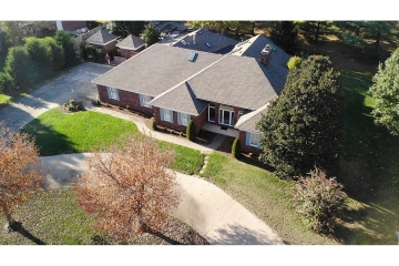 Home for sale in Cape Girardeau MO 5 bedrooms, 3 full baths