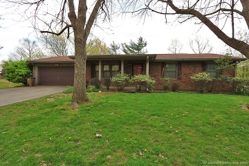 Home for sale in Cape Girardeau County MO 3 bedrooms, 3 full baths