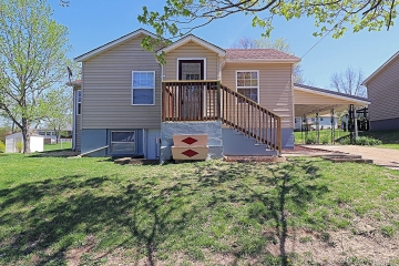 Home for sale in Bonne Terre MO 2 bedrooms, 1 full baths