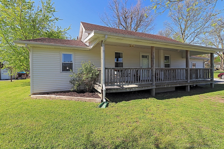Home for sale in Oran MO 3 bedrooms, 2 full baths
