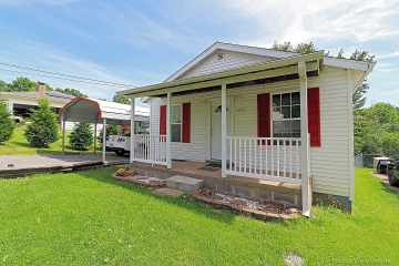 Home for sale in Cape Girardeau MO 2 bedrooms, 1 full baths