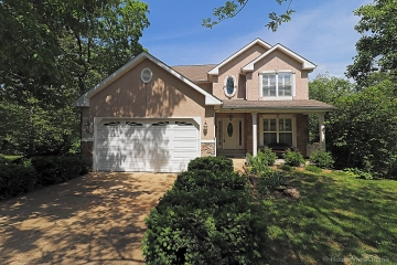 Home for sale in Bonne Terre MO 6 bedrooms, 4 full baths and 1 half baths
