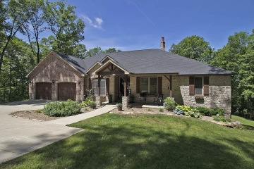 Home for sale in Jackson MO 8 bedrooms, 4 full baths and 1 half baths