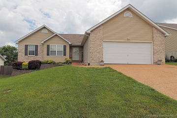Home for sale in Festus MO 3 bedrooms, 2 full baths