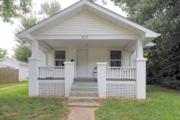 Home for sale in Farmington MO 2 bedrooms, 1 full baths