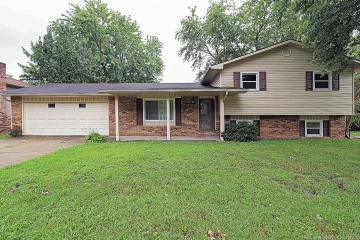 Home for sale in Cape Girardeau MO 5 bedrooms, 2 full baths