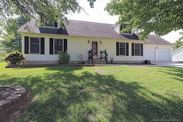 Home for sale in Jackson MO 4 bedrooms, 2 full baths and 1 half baths