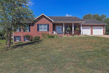 Home for sale in Perryville MO 5 bedrooms, 3 full baths and 1 half baths