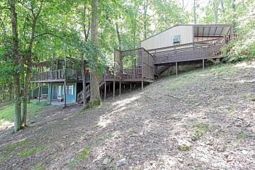 Home for sale in Burfordsville MO 3 bedrooms, 2 full baths