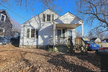 Home for sale in Cape Girardeau MO 3 bedrooms, 1 full baths