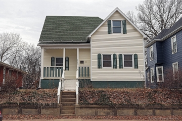 Home for sale in Cape Girardeau MO 4 bedrooms,  full baths