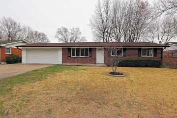 Home for sale in Cape Girardeau MO 4 bedrooms, 1 full baths and 1 half baths