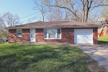 Home for sale in Cape Girardeau MO 3 bedrooms, 2 full baths