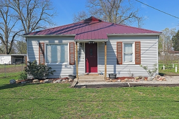 Home for sale in Oran MO 4 bedrooms, 2 full baths