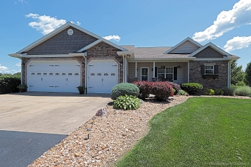 Home for sale in Farmington MO 4 bedrooms, 3 full baths