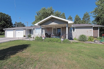 Home for sale in Marble Hill MO 2 bedrooms, 1 full baths