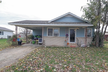 Home for sale in Sikeston MO 3 bedrooms, 1 full baths