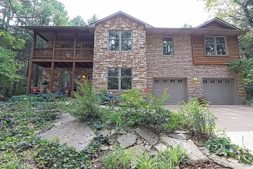 Home for sale in Bonne Terre MO 6 bedrooms, 2 full baths and 1 half baths