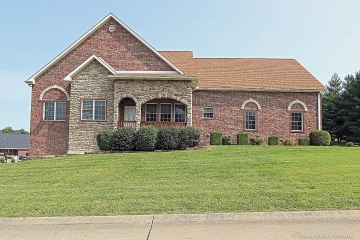 Home for sale in Cape Girardeau MO 5 bedrooms, 4 full baths