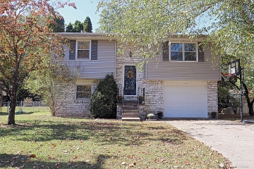 Home for sale in Jackson MO 4 bedrooms, 2 full baths