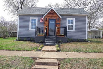 Home for sale in Farmington MO 2 bedrooms, 2 full baths