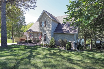 Home for sale in Bonne Terre MO 3 bedrooms, 3 full baths