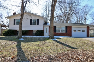 Home for sale in Jackson MO 3 bedrooms, 1 full baths and 1 half baths