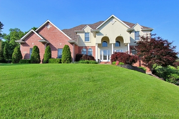 Home for sale in Cape Girardeau MO 5 bedrooms, 4 full baths and 2 half baths