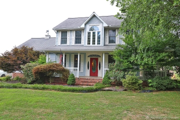 Home for sale in Jackson MO 3 bedrooms, 3 full baths and 1 half baths