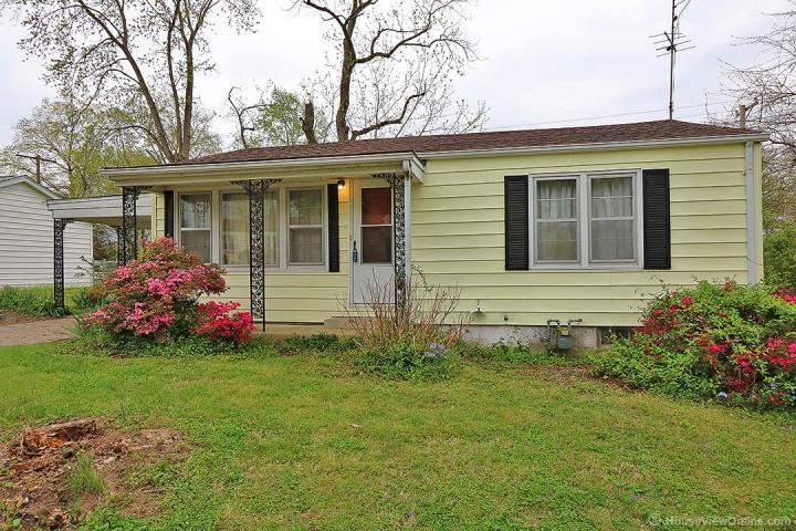 Real Estate Photo of MLS 17026976 2837 Vista Lane, Cape Girardeau MO