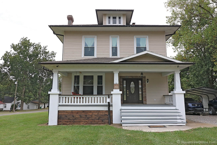 Real Estate Photo of MLS 17070625 603 Fifth Street West, Scott City MO