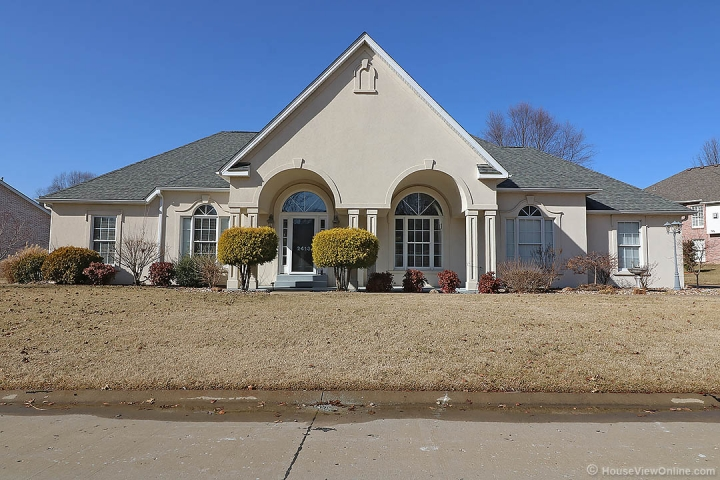 Real Estate Photo of MLS 18006550 2413 Palomino Drive, Cape Girardeau MO