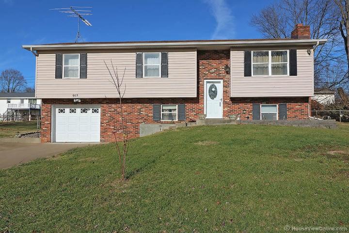 Real Estate Photo of MLS 18006695 605 Edward St, Farmington MO