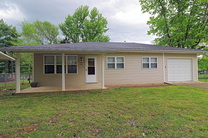 Real Estate Photo of MLS 19032066 605 Bonnie Street, Potosi MO